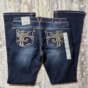 Vanity Premium Dark Wash Jeans Size 29